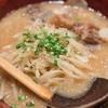 ラーメンガキ大将 - 料理写真:角切りチャーシューメン(味噌)