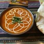 インドネパール料理 ラージャ - バターチキンカレー