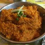 インドネパール料理 ラージャ - マトンララ、一択