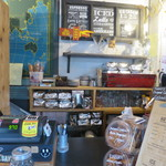 リトルナップコーヒースタンド - 店内1