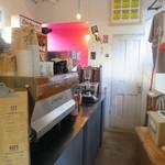 リトルナップコーヒースタンド - 店内2