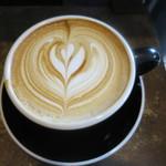 リトルナップコーヒースタンド - カプチーノ S