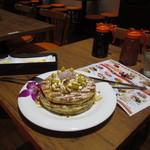 コアパンケーキハウス - スイートポテトパンケーキ