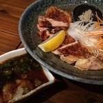 31361958 - 有田鶏のチキンステーキ おろしポン酢
