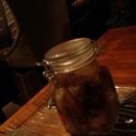なっぱSUN - 牡蠣のオイル漬け