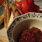 なっぱSUN - 焼き野菜