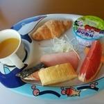 リフレッツヴィラ伊東 - お子様朝食