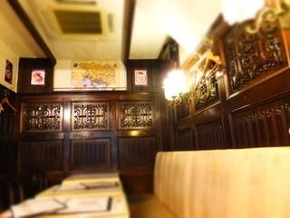クレープリー・アルション - 店内 3階(2014年09月)