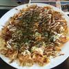 ハイナ - 料理写真:広島焼 大盛