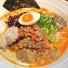 とんこつ小川 - 料理写真:十日町火焔担々麺(800円)