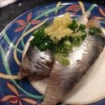 廻鮮寿司処 タフ - イワシ