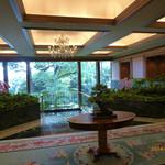 イル・テアトロ - 椿山荘のホテルロビー