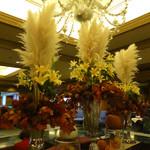 イル・テアトロ - 椿山荘のエントランスのお花
