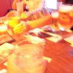 31372209 - ピンボのオンパレード 焼酎芋のロックで乾杯