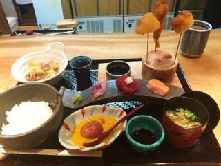和食 みのる - 1000円の素晴らしいランチ