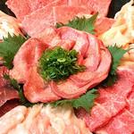 焼肉レストラン ソウル - 【盛り合わせイメージ】
