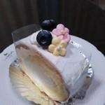 ビスケット - ケーキ