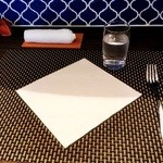 イタリアーノ プント ワイン&幸 - テーブルセッティング