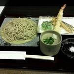 コソバテイ - 天ぷらそば