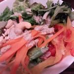 オーガニックハウス - サラダ