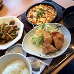 31381926 - 青椒肉絲定食¥890税込