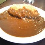 カレーハウスCoCo壱番屋 - 料理写真:濃厚甘くて辛いカレープラスロースカツ