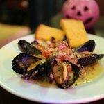 トラットリア シェ ラパン - ムール貝