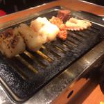 大阪焼肉・ホルモン ふたご  - ふたご盛り