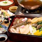京都 権太呂 - はんなり宴会コース!
