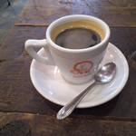 ムスイ - モーニングセットのコーヒー