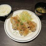 炭火焼 寿 - 鶏から揚げ(2014/10/09撮影)