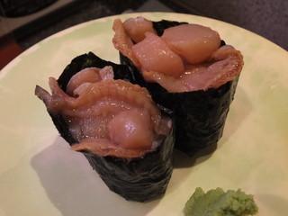 活 大江戸 池袋西武前店 - 赤貝のヒモ
