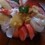 中村屋 - 大漁丼