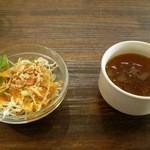 31391587 - サラダ・スープ