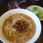 中国料理 伊部 - 担々麺