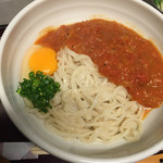 むく - 釜玉B-RS  800円