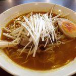 拉麺本家夢屋 - 鳥取カレーラーメン750円