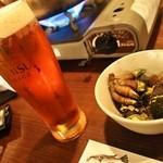 貝賊 - 生ビール&亀の手
