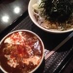 壬生 - 黒カレー肉そば