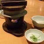 鳥キング - 鶏釜飯(313円)