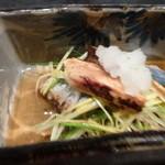 31394412 - 先付(秋刀魚、松茸)