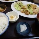 かきの木茶屋 - 料理写真: