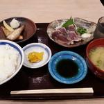 龍神丸 - 料理写真:沖の島定食 税込950円