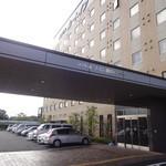 ホテルルートイン豊川インター - 正面玄関