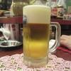 鳥将 - ドリンク写真:グラスが冷やされていたので美味しい~