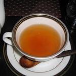 茶寮 かすみ草 - 紅茶(ダージリン)