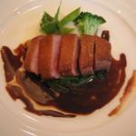 キャンパヌール - ランド産鴨肉のロティ