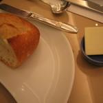 キャンパヌール - パンとバター