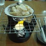 リトル・アンジェラ - ホッキの貝焼き
