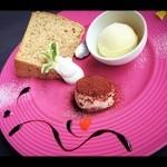 シーツーカフェ - 料理写真: